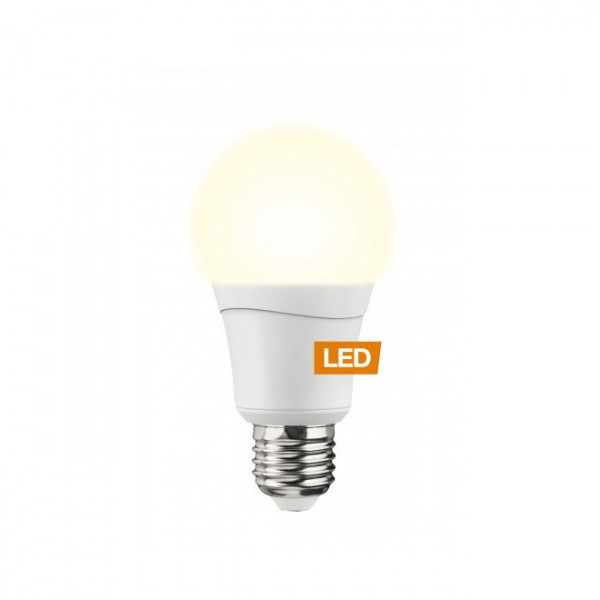 LEDON LED Birne, A60, 8.5W, E27, dimmbar