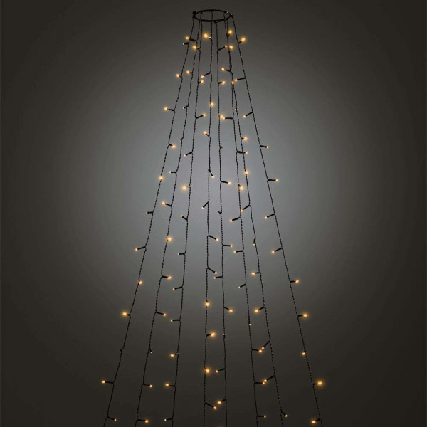 "LED Lichterkette ""Baummantel"", 240 cm lang"
