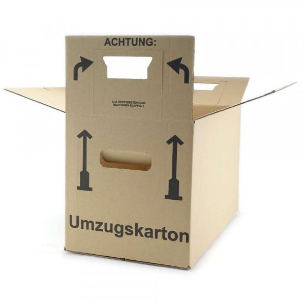 Umzugskarton (braun), 10er Set