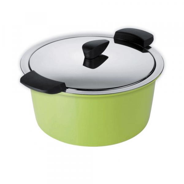 HOTPAN® Servierkasserolle 3L, grün