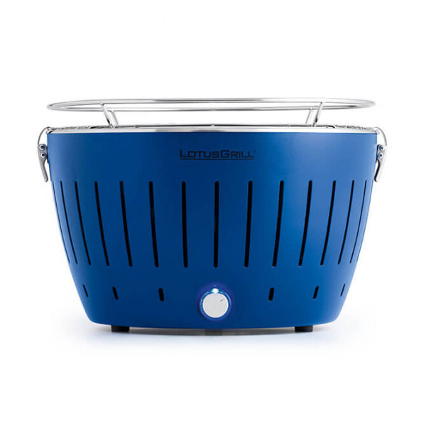 LotusGrill Original (32 cm), blau